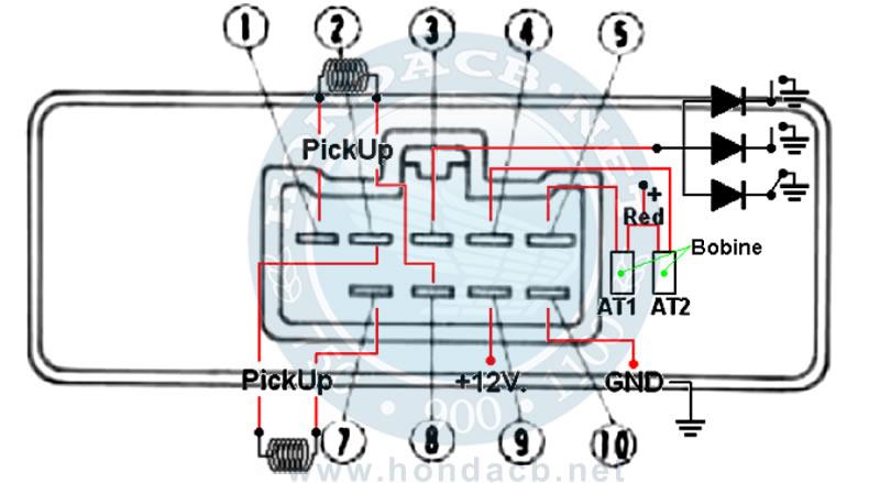 Schema Elettrico Xtz 750 : Schema elettrico gpz fare di una mosca