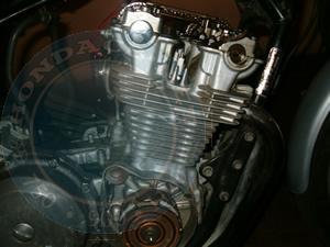 Preparazione motore