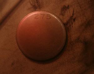 Estrazioen pastiglia