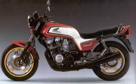 Honda CB1100F Super Bol d'Or 1983