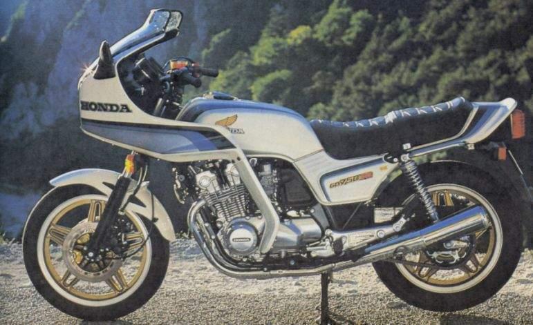 Honda CB750F2-C 1982