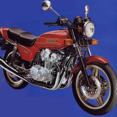 Honda CB900FB 1981