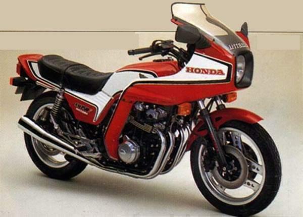 Honda CB750F2 C 82