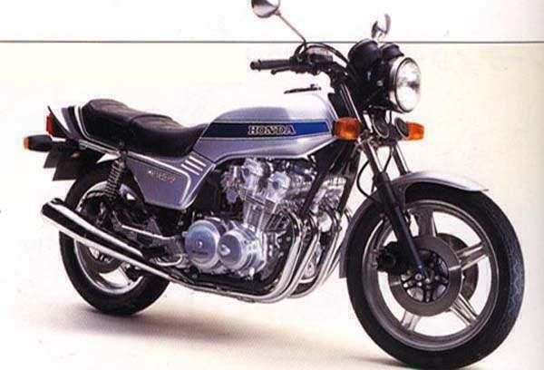 Honda CB750F A 80