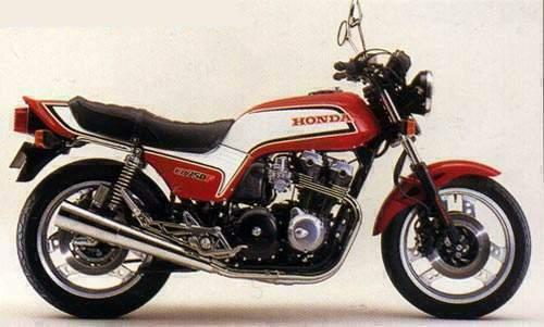 Honda CB750F D 83