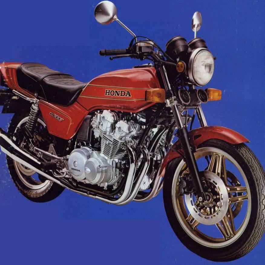 Honda CB900F B Boldor 82