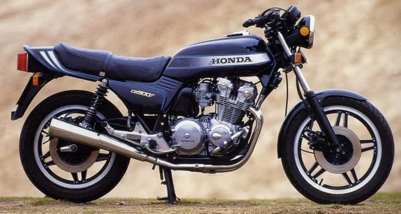 Honda CB900F BoldOr 80