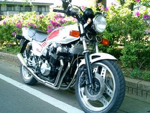Honda CB750FC 83